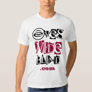 E yesWideBlind.com Poster Blind T-Shirt