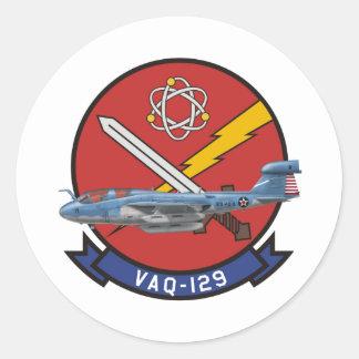 EA-6B Prowler Classic Round Sticker