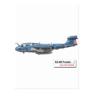 "EA-6B ""Prowler"" Postcard"
