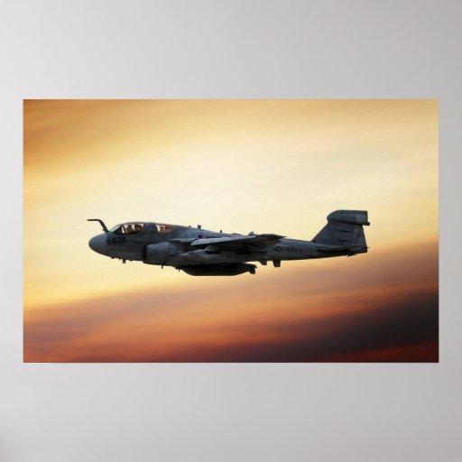 EA-6B Prowler Poster