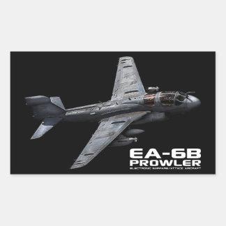 EA-6B Prowler Rectangular Sticker