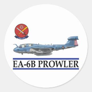 """EA-6B """"Prowler"""" Sticker"""