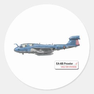"EA-6B ""Prowler"" Stickers"