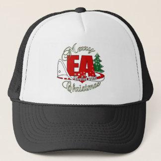 EA CHRISTMAS  Enrolled Agent Trucker Hat
