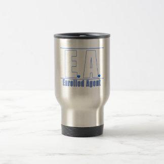 EA LOGO1 ENROLLED AGENT COFFEE MUG