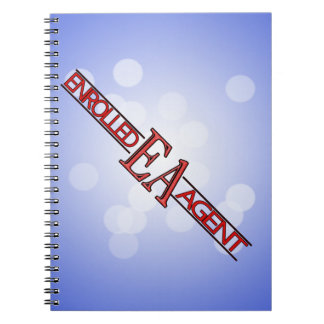 EA SPECIALIST LOGO ENROLLED AGENT NOTEBOOK
