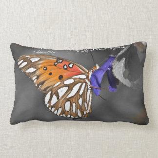 Each embrace brings my Heart... Pillow