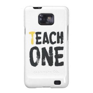 Each one Teach one Galaxy S2 Cover
