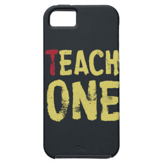 Each one teach one iPhone 5 cases