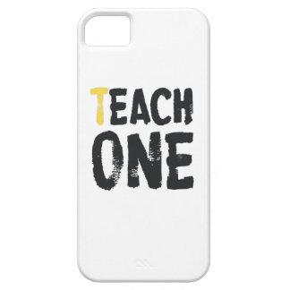 Each one Teach one iPhone 5 Case
