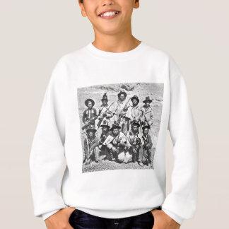 Eadweard J. Muybridge image of Modoc Indians Sweatshirt