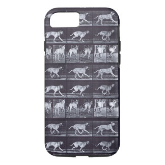 EADWEARD MUYBRIDGE: Dog Dread - Tough iPhone 7 iPhone 8/7 Case