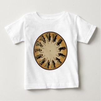 Eadweard Muybridge Phenakistoscope Tee Shirts