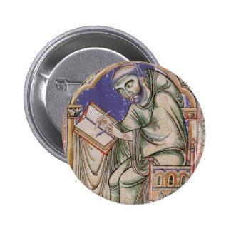 Eadwine the Monk Button