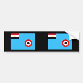 Eaf Egipto Etiqueta De Parachoque