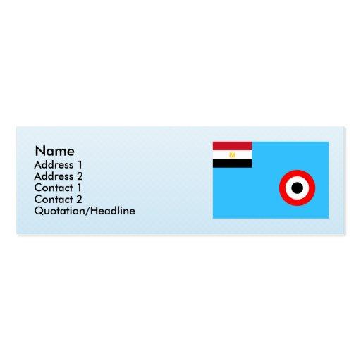 Eaf, Egypt Business Card
