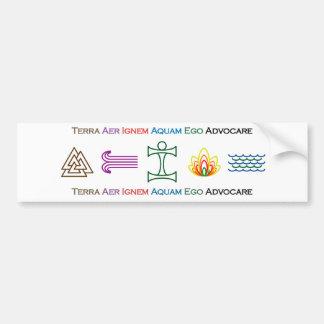 EAFWE Bumper Sticker