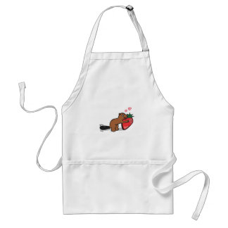 Eager Beaver Adult Apron