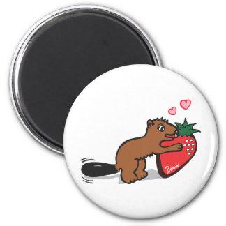 Eager Beaver Magnet