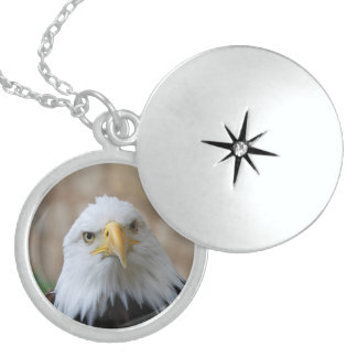 Eagle_2015_0201 Sterling Silver Necklace