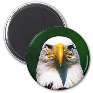 eagle 2 inch round magnet