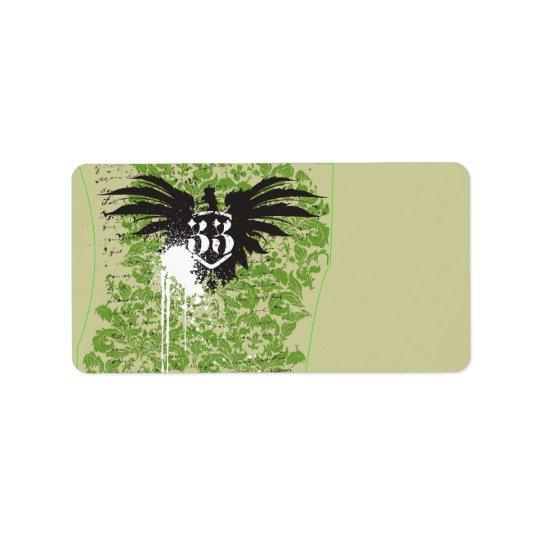 Eagle 33 label