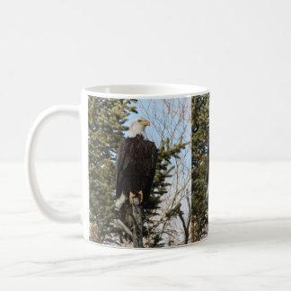 Eagle 3 coffee mug