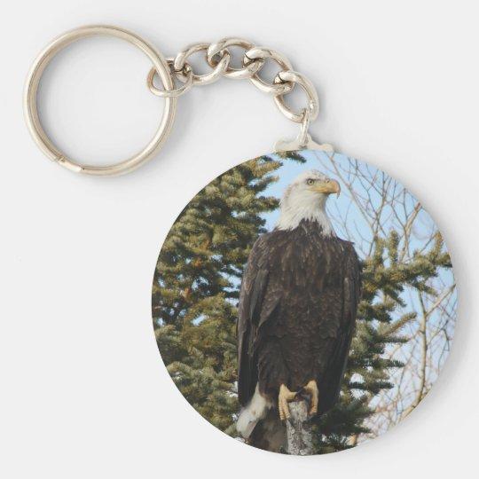 Eagle 3 keychain
