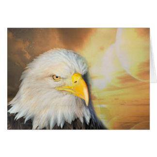 Eagle 5 Card