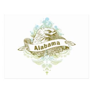 Eagle Alabama Postcard