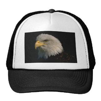 Eagle- American Bald -Patriotism Trucker Hat