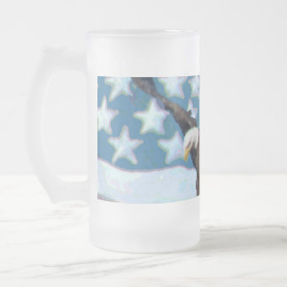 Eagle American Flag Mug