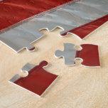 Eagle American Flag Puzzle