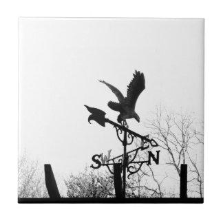 Eagle and Arrow Tile