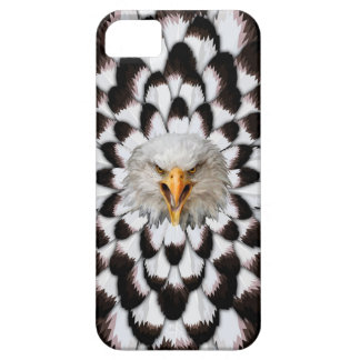 Eagle and feather Pattern Phone Case