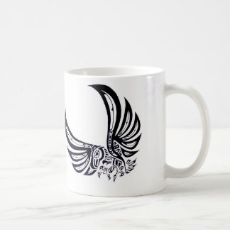 Eagle and Salmon Coffee Mug
