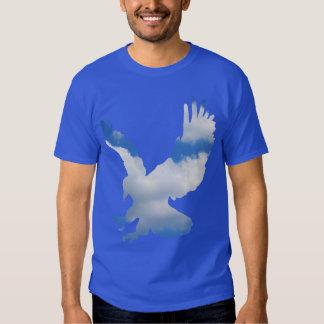 EAGLE AND SKY DESIGN T-Shirt