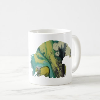 Eagle Art Coffee Mug