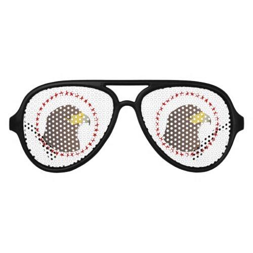 Eagle Aviator Sunglasses