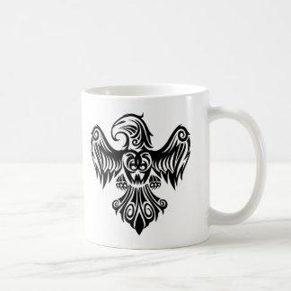 Eagle azteca taza