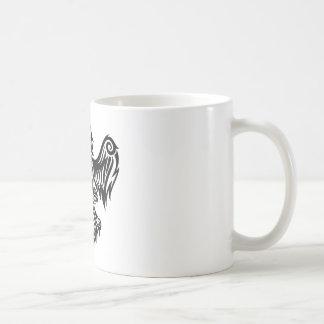 Eagle azteca taza clásica