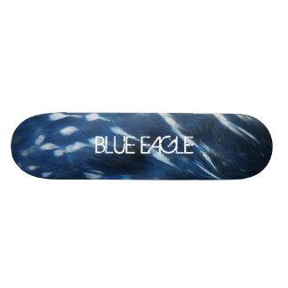 Eagle azul patín