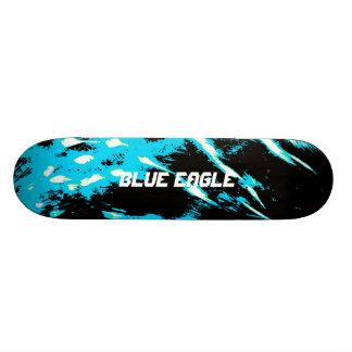 Eagle azul patineta personalizada