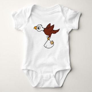 Eagle baby delivery exclusive baby design baby bodysuit
