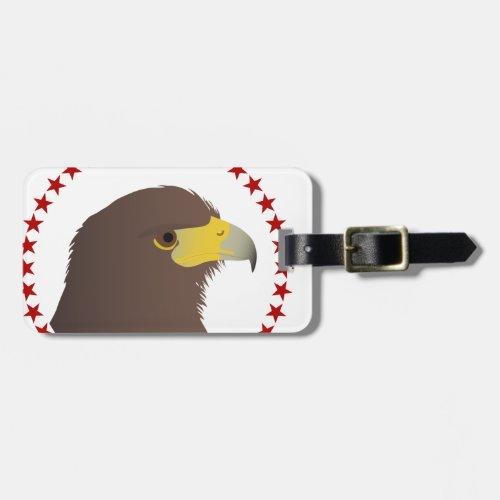 Eagle Bag Tag