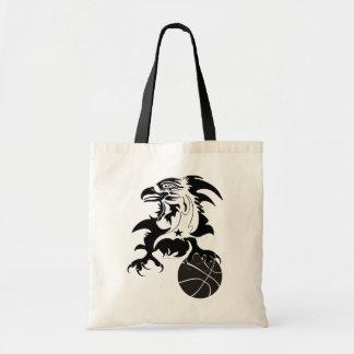 Eagle-Basketball-1-logo-2 Bolsa Lienzo