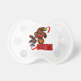 Eagle Basketball Pacifier