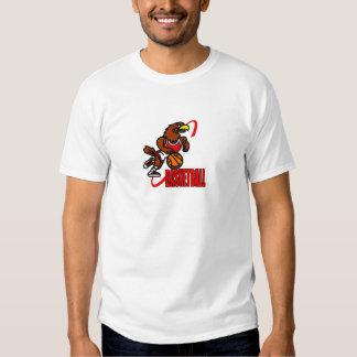 Eagle Basketball T Shirt