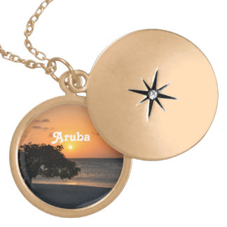 Eagle Beach Sunset Necklaces