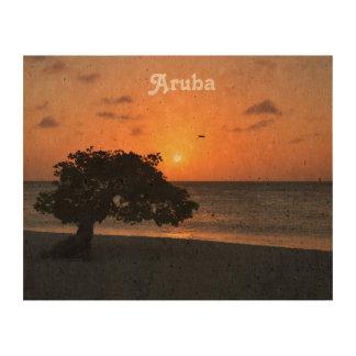 Eagle Beach Sunset Queork Photo Prints